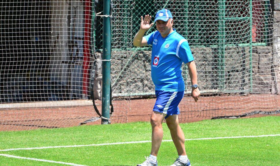 Guillermo Vázquez Cruz Azul
