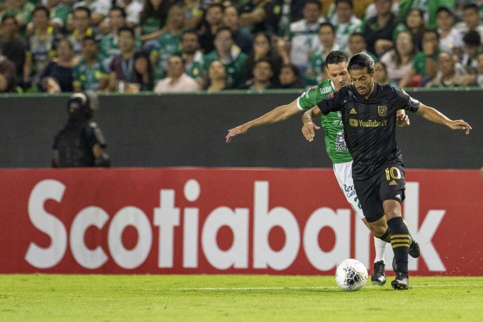 León vs LAFC