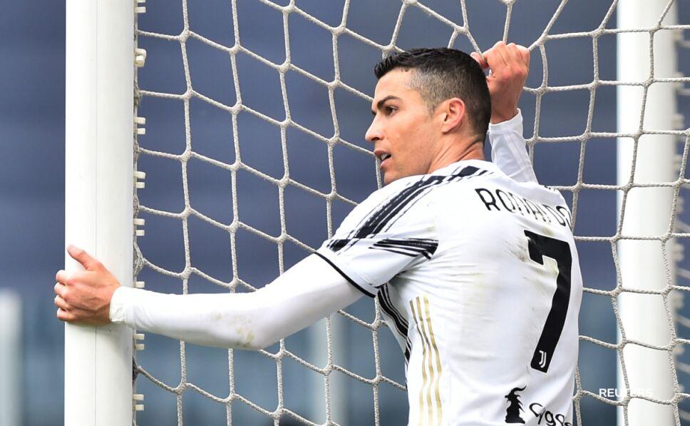 Cristiano Ronaldo con la Juventus