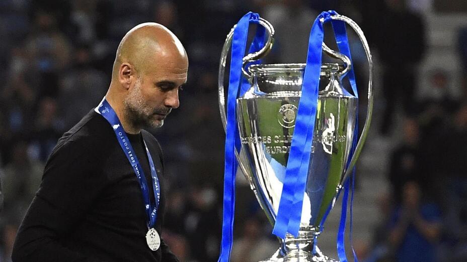 Pep Guardiola aseguró que Manchester City jugó bien la final de la Champions League.