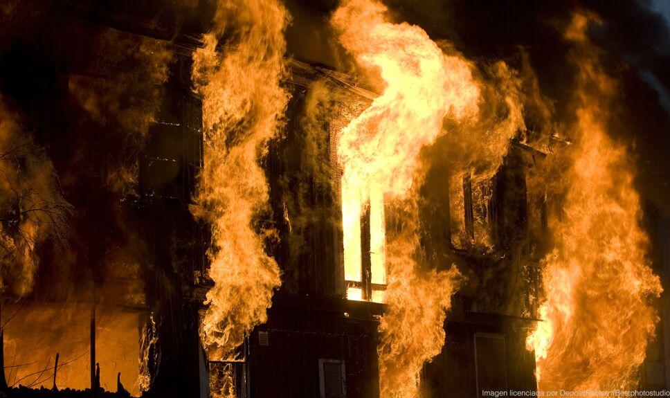 ddc incendio casa