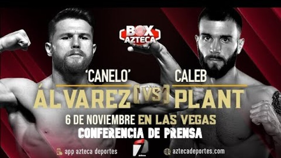Canelo Álvarez vs Calen Plant