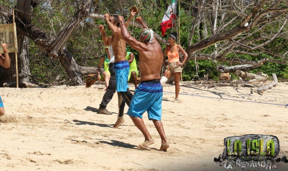 Fotos del capítulo 18 de La Isla La Revancha
