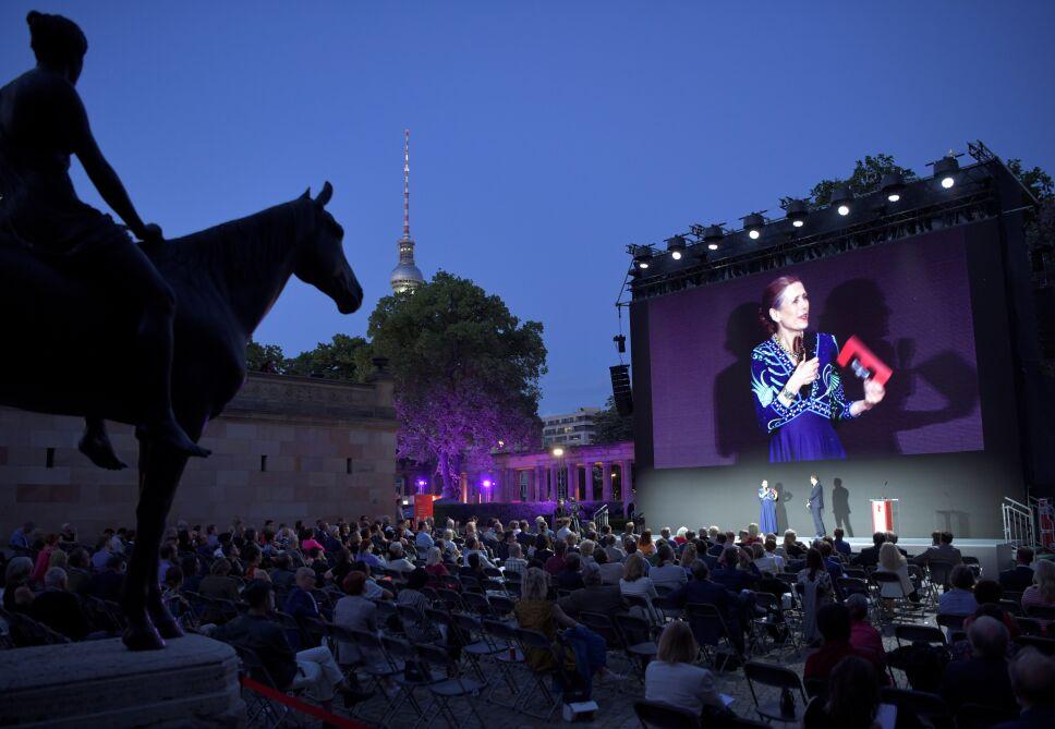 """""""Berlinale"""" Festival de Cine de Berlín."""