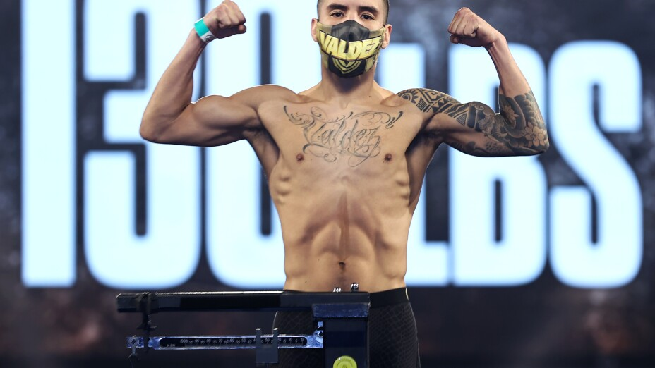 Oscar Valdez sí peleará el 10 de septiembre ante Conceicao