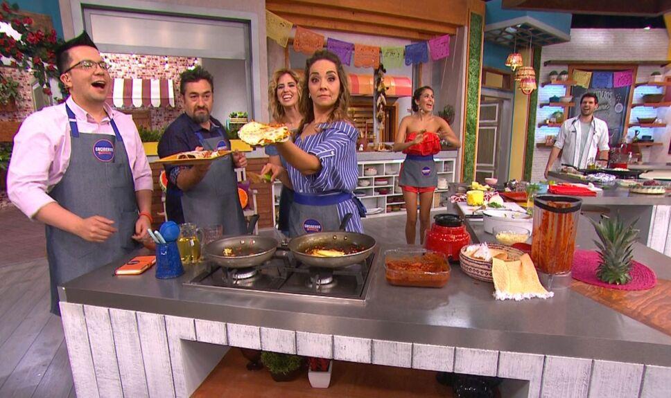 Receta Gringa de pastor Cocineros Mexicanos