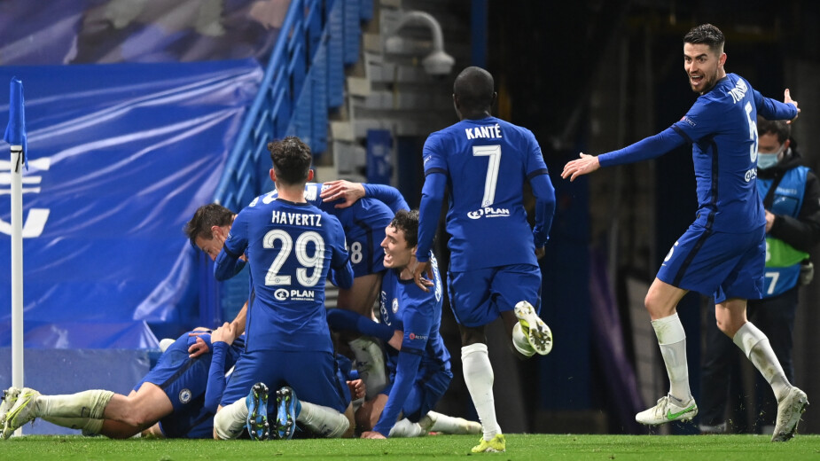 Chelsea final Champions League Real Madrid