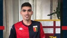 Johan Vasquez llega a Genoa en Serie A