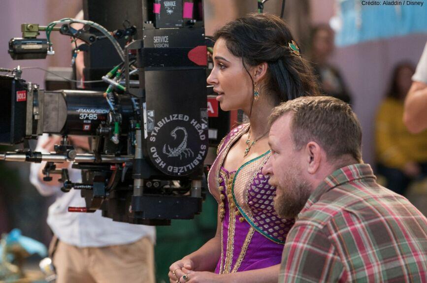 La producción se llevó a cabo en los prácticos escenarios de Longcross Studios y Arborfield Studios, ambos en el Reino Unido.