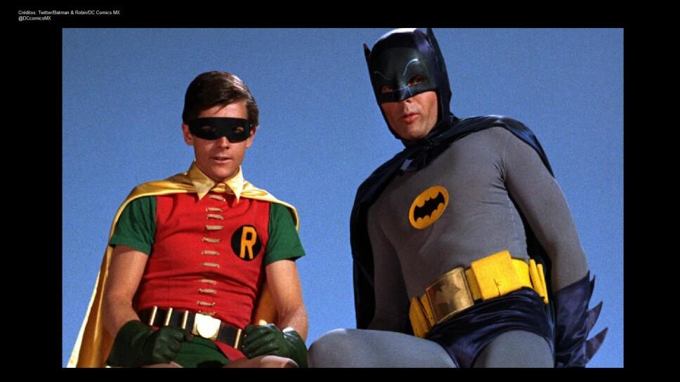 La serie de Batman, producida por la ABC, oculta un oscuro secreto.