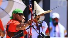 El 'Abuelo' Álvarez clasificó a 32avos en Tiro con Arco