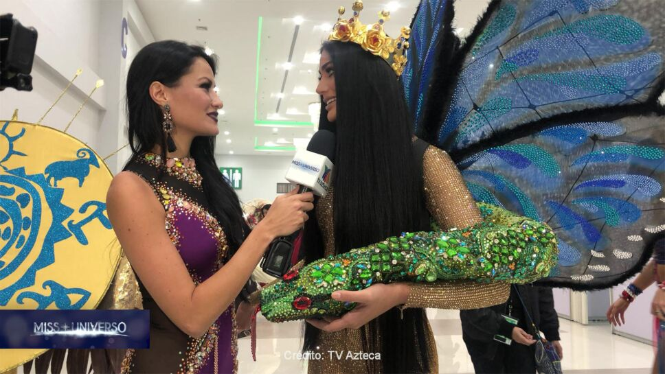 Miss Venezuela en Miss Universo 2018