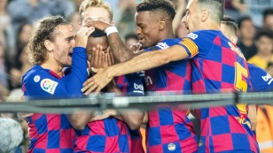 Barcelona vs Valenica