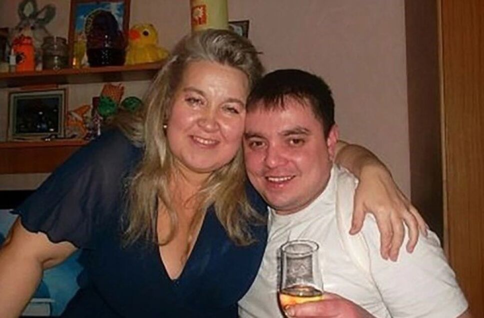 Tatyana de 101 kilos mató a su esposo al sentarse encima de él y asfixiarlo.