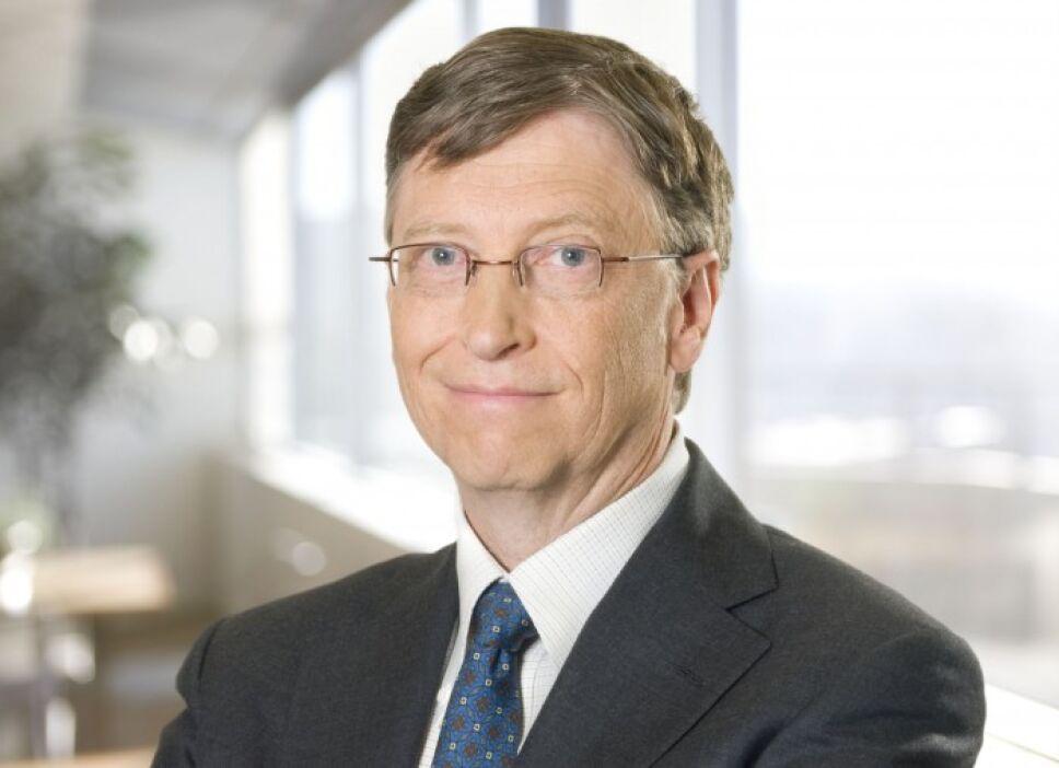Foto: Especial/ Bill Gates en retrato