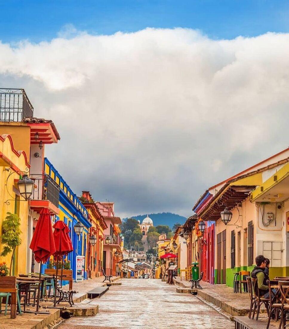 ciudades coloridas de mexico san cristobal de las casas