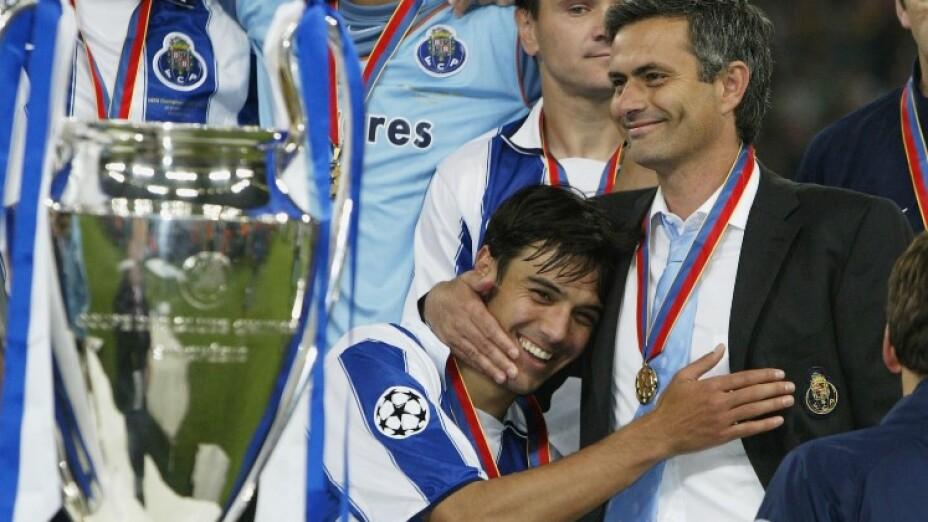 José Mourinho Champions