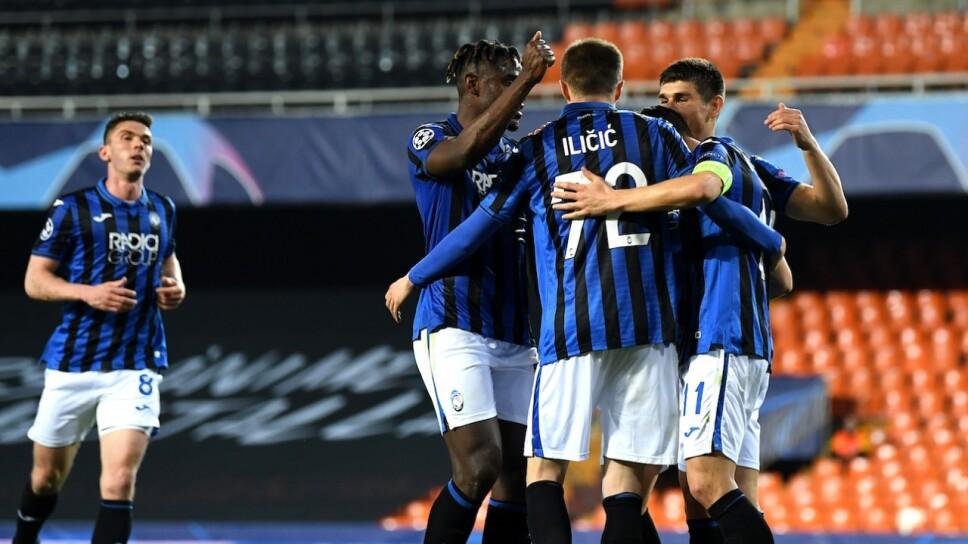Iličić encamina victoria del Atalanta ante el Valencia