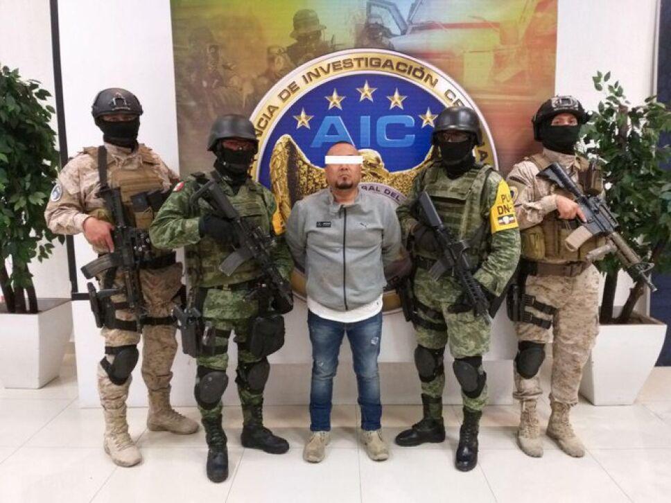 Detienen al Marro, presunto líder del cartel Santa Rosa de Lima, en Guanajuato