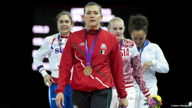 13 medallistas olímpicos mexicanos Londres 2012.jpg