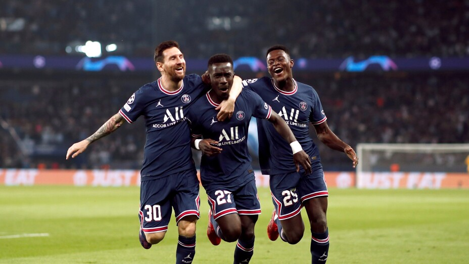 PSG Champions League
