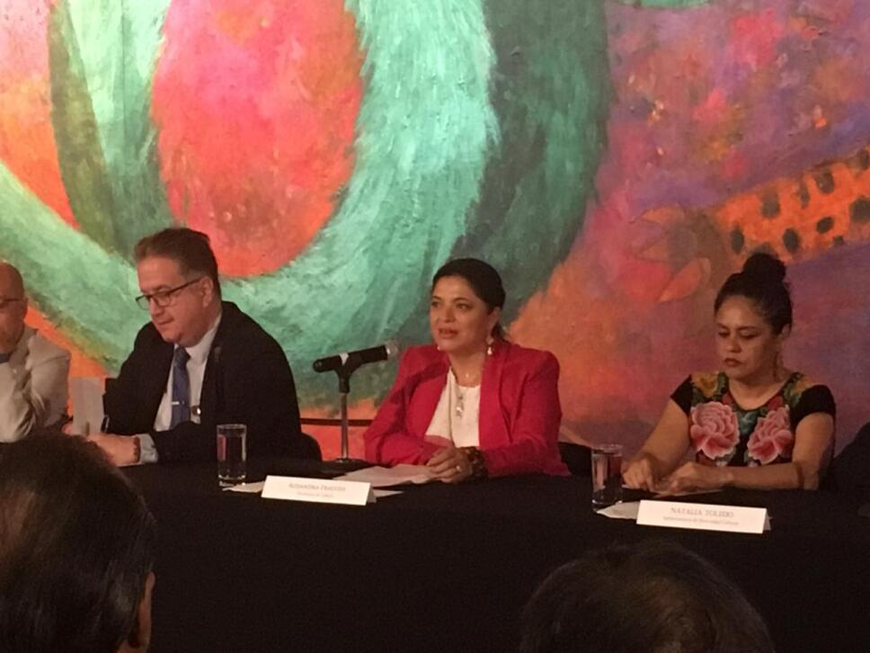 Secretaria de Cultura encabeza homenaje al historiador Miguel León Portilla