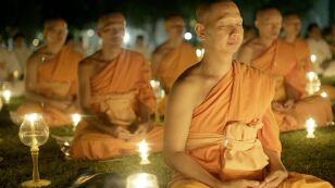 Vesak Day Marks Buddha's Birthday In Indonesia