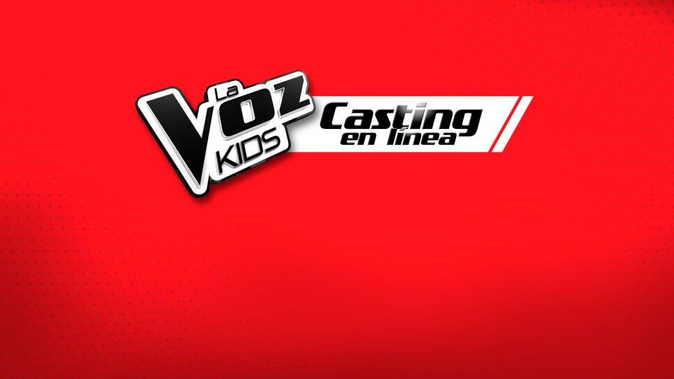 La Voz Kids registro