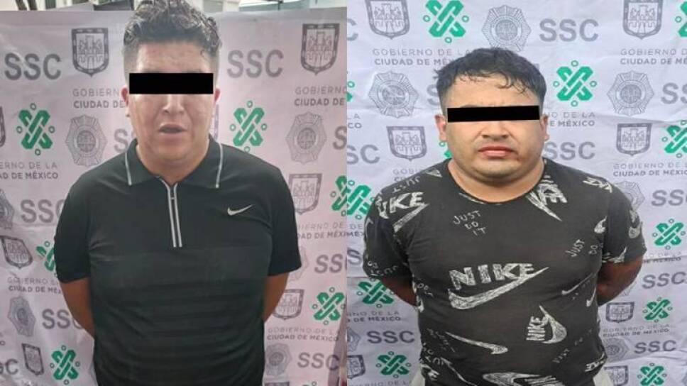 Dos detenidos por feminicido Viaducto