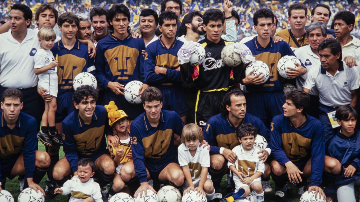 El Once que desplumó al América en 1991.