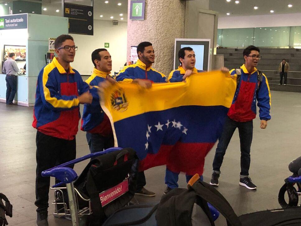 first global 2, venezuela