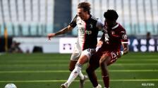 Juventus golea sin misericordia