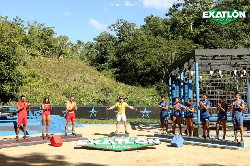 Exatlón Batalla Colosal por viaje a Santo Domingo 24 ene