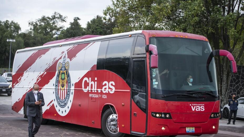 Alineación confirmada de Chivas para enfrentar a Cruz Azul en la Copa GNP Por México