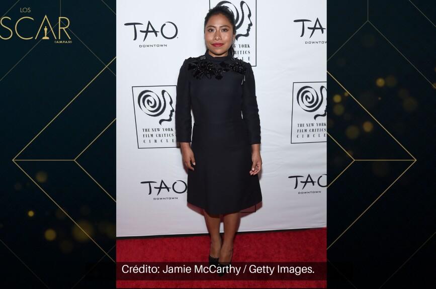 Yalitza Aparicio Looks Oscar