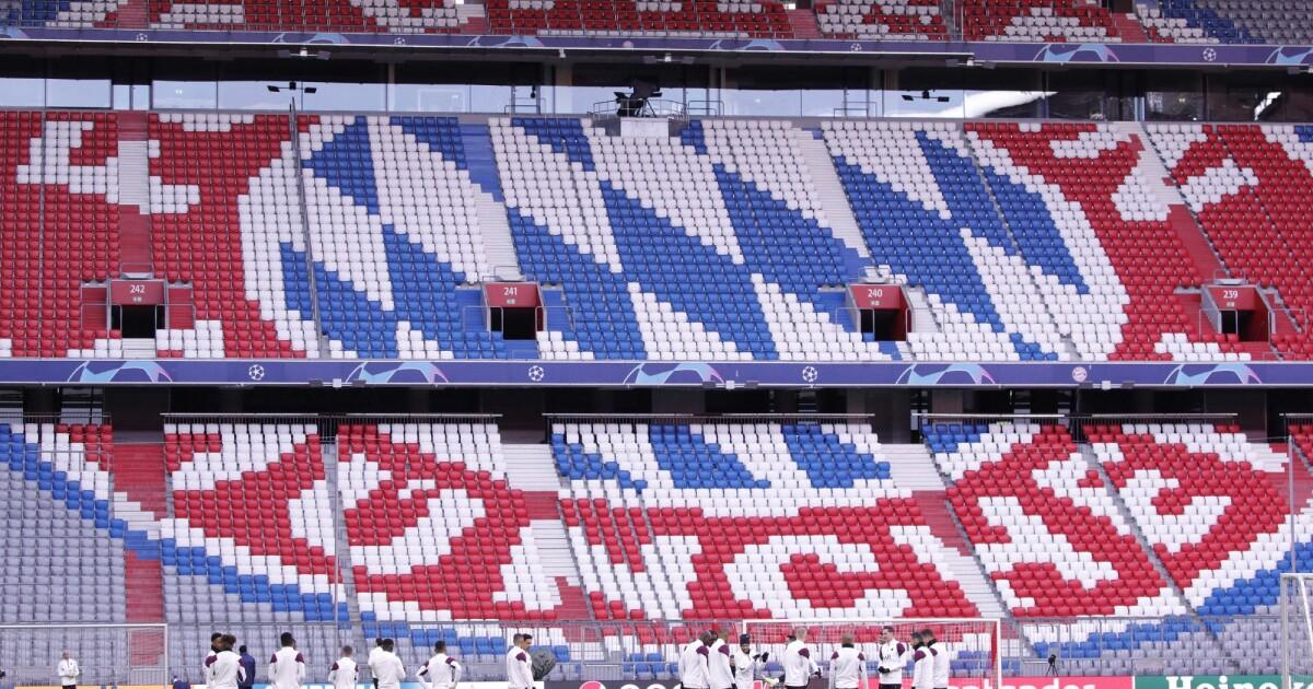 La composition probable de Bayern Munich - PSG en crampons   Bayern-psg
