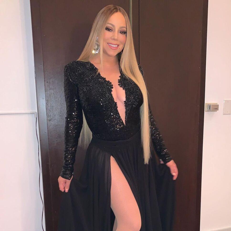 Así reaccionó Mariah Carey a la vacuna contra covid-19