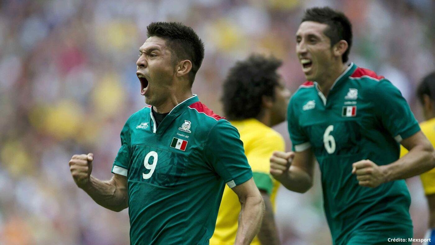 México medalla de oro Londres 2012