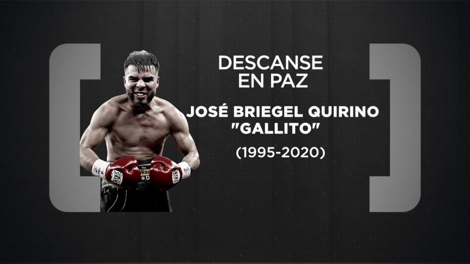 José 'Gallito' Quirino fallece trágicamente