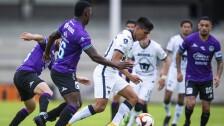 Pumas vs Mazatlán