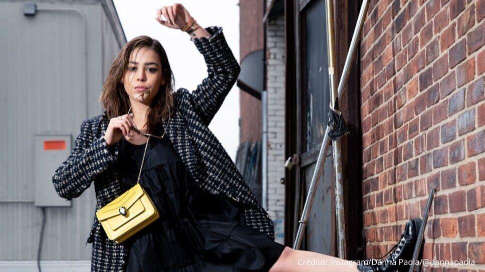 VIDEO Danna Paola haciendo casting para Élite
