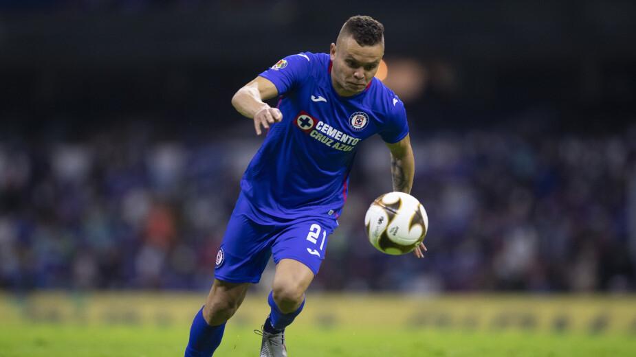 Jonathan Rodríguez Cruz Azul