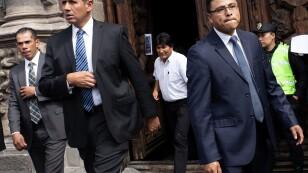 Salida del expresidente Evo Morales