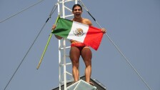 Clavadista Olímpico Rommel Pacheco