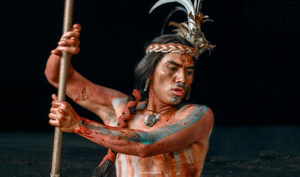 Xicoténcatl Hernán la serie