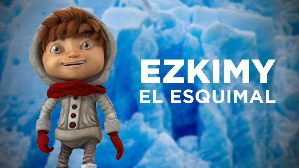 Ezkimy esquimal
