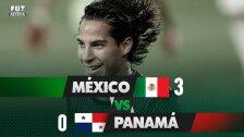 México vs Panamá Resumen