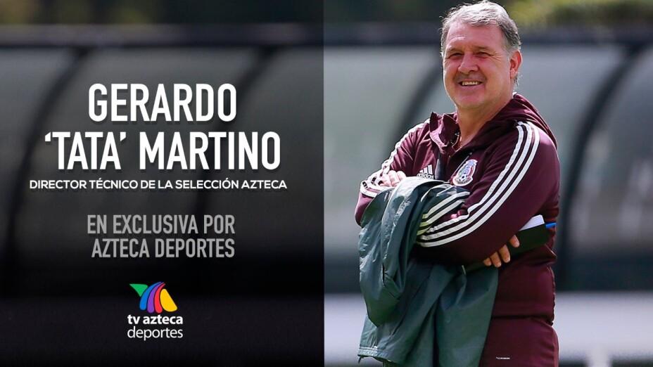 'Tata' Martino y el horizonte de la Selección Azteca en este 2020