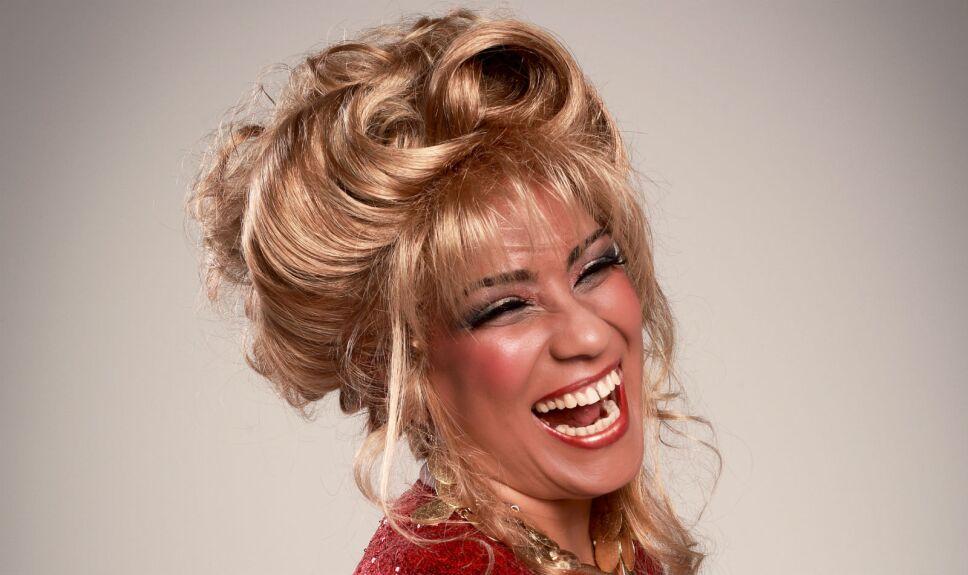 Celia Cruz personaje