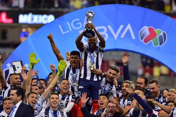 Rayados campeón Liga MX